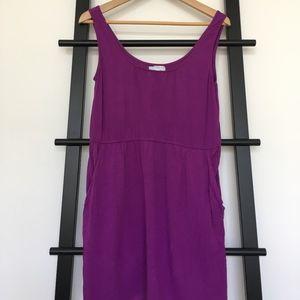 Cotton On Empire Elastic Waist Mini Dress